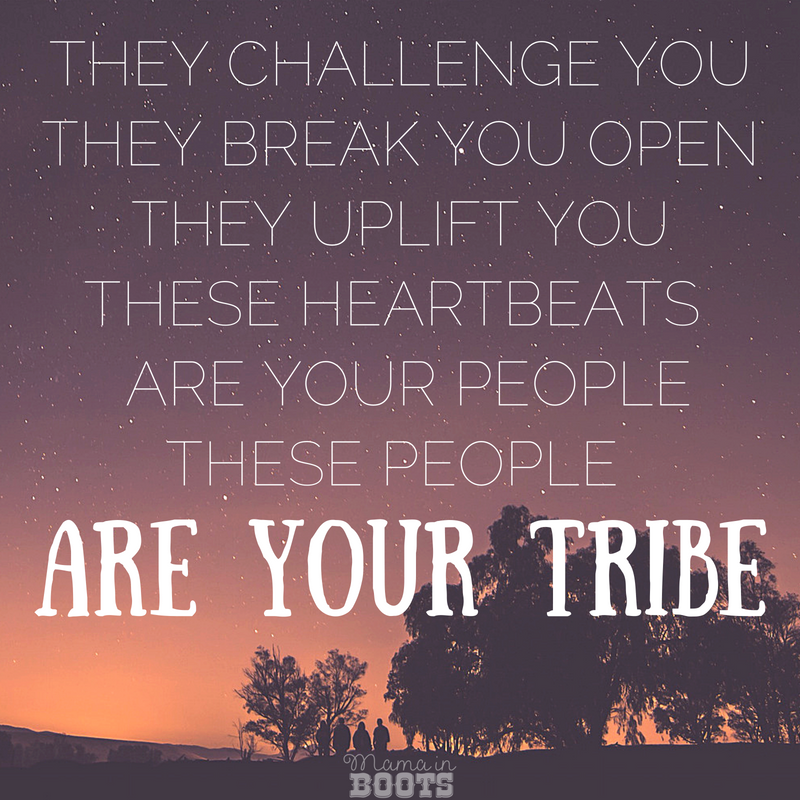 THEY CHALLENGE YOUTHEY BREAK YOU OPENTHEY UPLIFT YOUTHESE HEARTBEATS ARE YOUR PEOPLETHESE PEOPLE ARE YOUR TRIBE