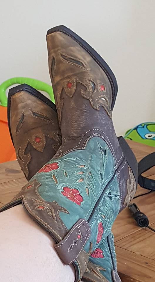 Laredo Miss Kate Boots Review